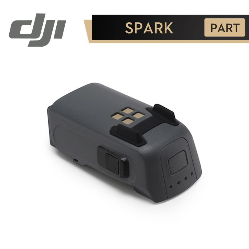DJI Spark Battery Intelligent Flight Baterie for Drone DJI Sparks Original Accessories part ( 1480 mAh / 11.4 V )