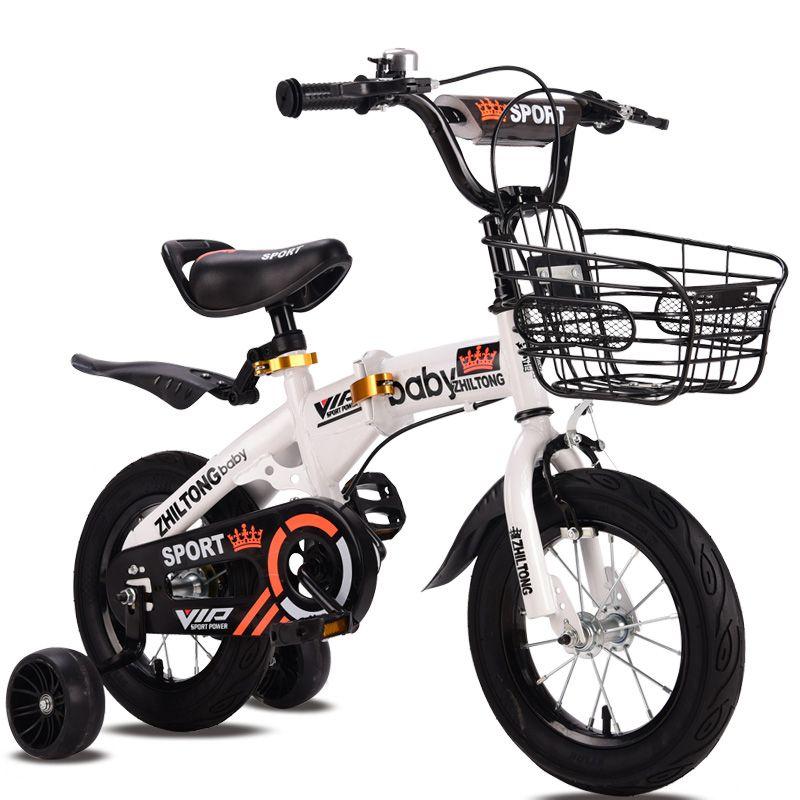 Neue Klapp kinder fahrrad 12/14/16/18 zoll kinder fahrrad für Jungen und mädchen radfahren Licht studenten fahrrad