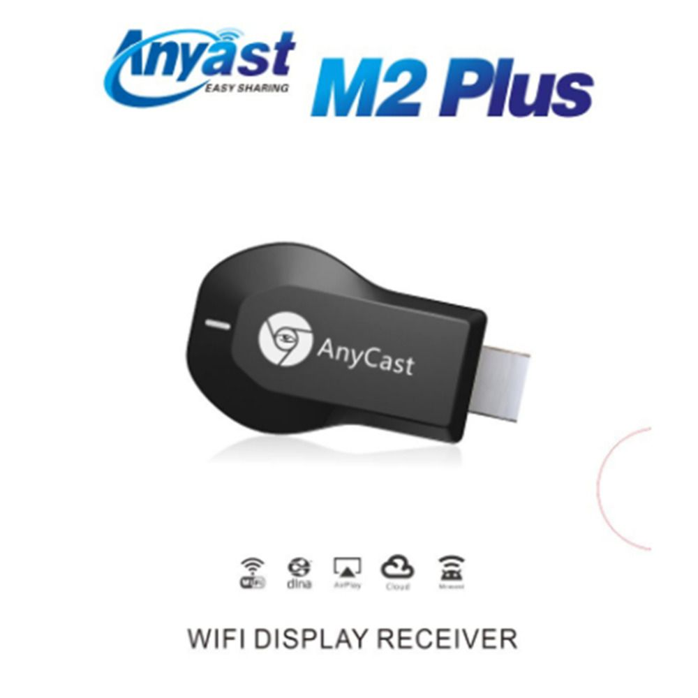 MINI PC Airplay WiFi Affichage Anycast TV Dongle HDMI Récepteur Mini Android Multi-affichage TV Bâton 1080 Full HD