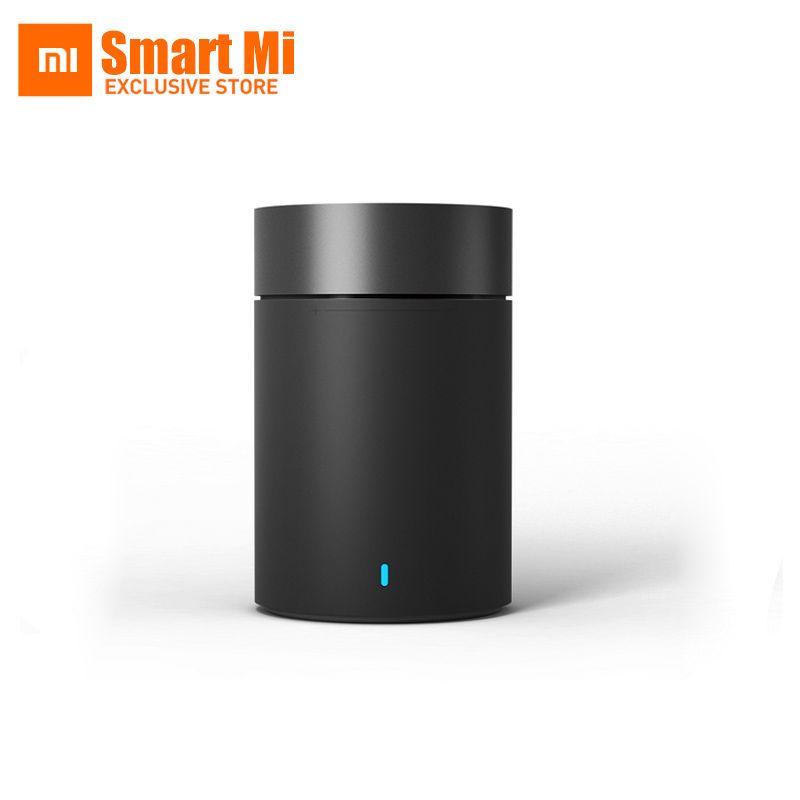 Original Xiaomi Tragbare Mini-lautsprecher 2 Drahtlose Bluetooth V4.1 Hände Frei Zylindrische Form Eingebaute Lithium-Batterie Lautsprecher
