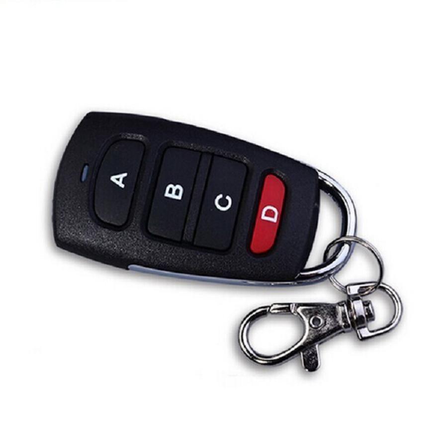 Key Garage Door Remote Control New Universal Electric Fob Cloning Cloner 433mhz jul16
