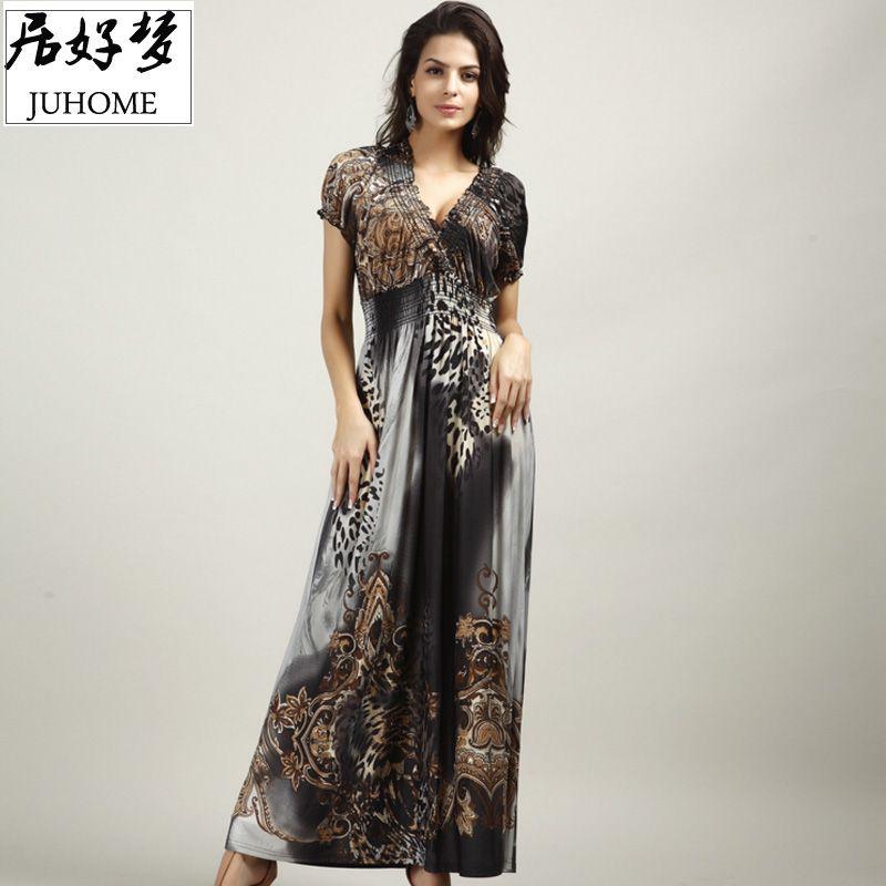 4XL 5XL grande taille grande taille grande taille vêtement pour femme Sexy maxi longue robe d'été tunique sundresses Boho Vêtements de plage Bohème tube