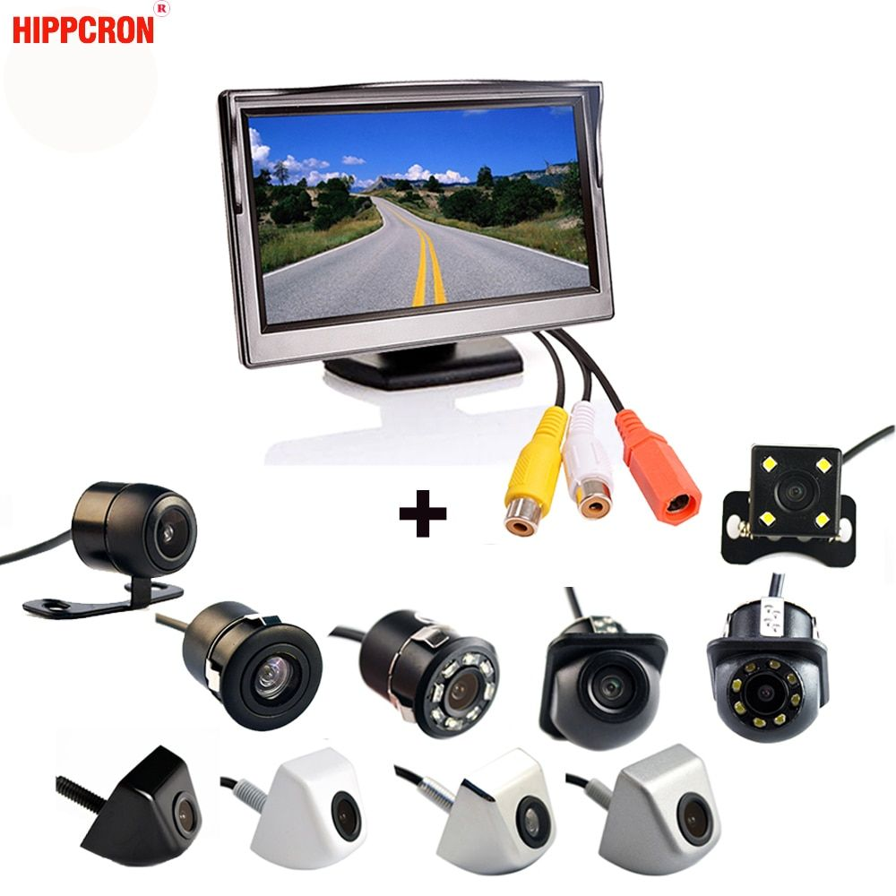 2In1 Car Parking System Kit 5