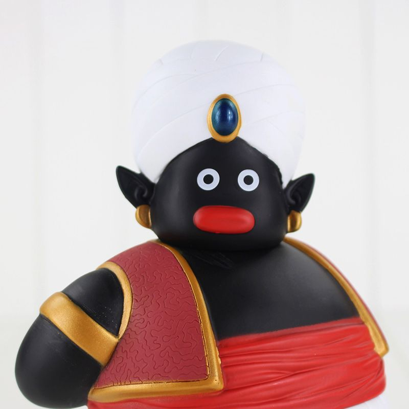 20cm Anime Dragon Ball Z Mr. Popo PVC Action Figure Collectible Model Toy Doll Christmas Gift