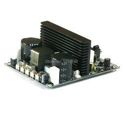 500 Watt Kelas D Audio Amplifier Board-500 W IRS2092 Mono Power Amp Subwoofer/umpan balik yang tinggi amplifier papan