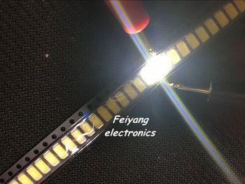 100 pcs 5630/5730-CW/WW 0.5W-150Ma 50-55lm 6500 K Blanc Lumière SMD 5730 5630 LED 5730 diodes (3.2 ~ 3.4 V)
