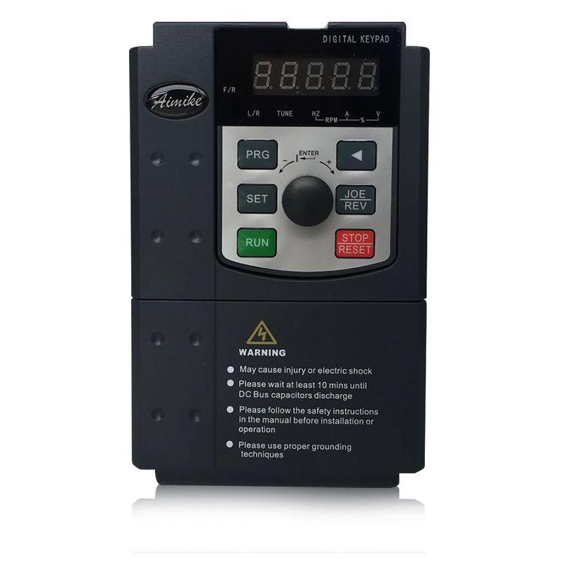 AIMIKE AMK3800 Serie Drei Phase VFD VFD Wechselrichter Professionelle Variable Frequenzumrichter 5.5KW 380 V