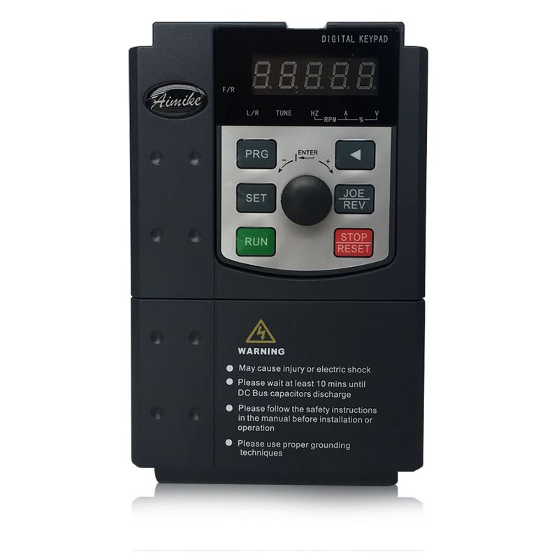 AIMIKE AMK3800 Series Three Phase VFD Drive VFD Inverter Professional Variable Frequency Drive 5.5KW 380V for Motor