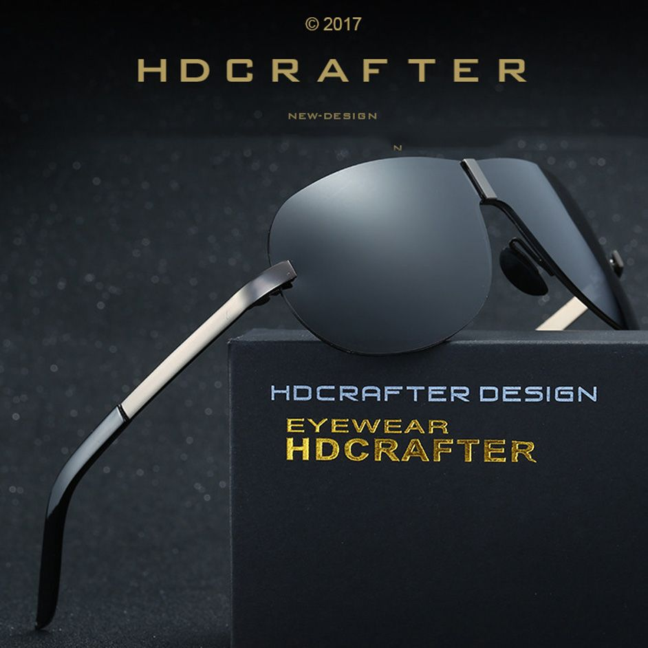 Для мужчин S, поляризационные Солнцезащитные очки для женщин Винтаж Для мужчин дизайнер сиамские очковые линзы супер Рамки UV400 без оправы Со...