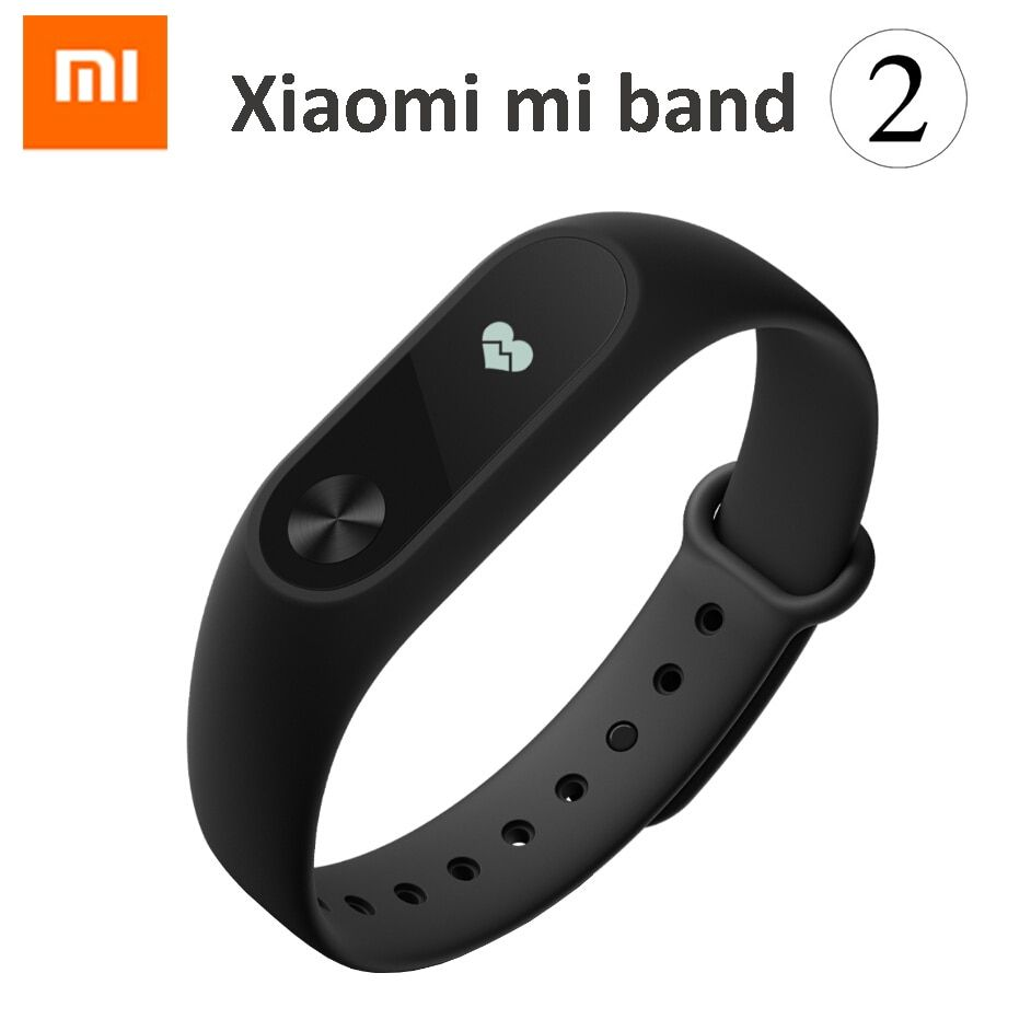 Auf Lager! neue 2016 Original Xiaomi Mi Band 2 MiBand 1 S 1A Smart Herzfrequenz Fitness Armband Armband OLED Weihnachtsgeschenke