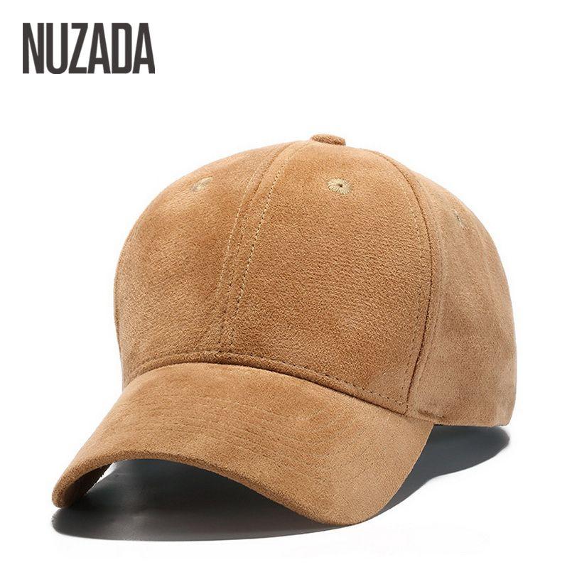 NUZADA hiver chapeau épaississement daim tissu casquette hommes femmes casquettes de Baseball haute qualité coton Hip Hop casquette chaud chapeaux os Snapback