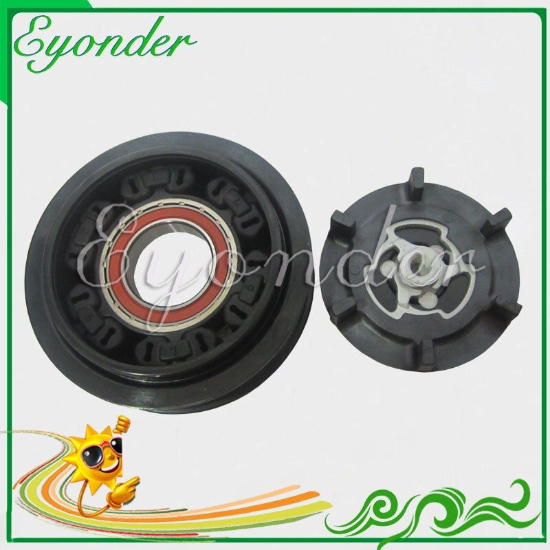 AC A/C Compressor Clutch Pulley for Mercedes Mercedes-Benz C-CLASS W203 CL203 S203 C30 C200 C180 C240 C270 C220 C230 C350 C280