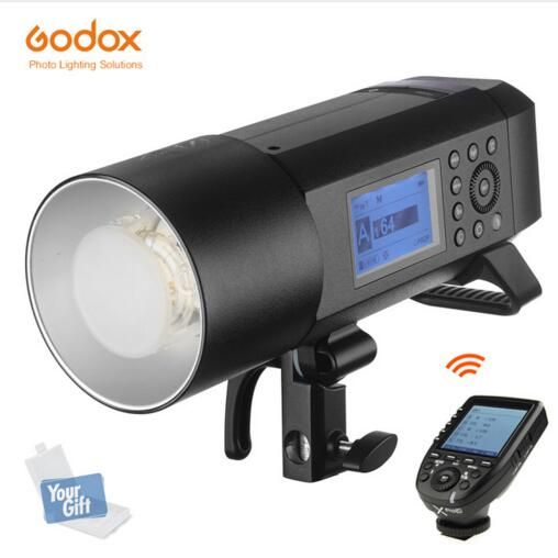Godox AD400 Pro WITSTRO All-in-One Outdoor Flash AD600Pro Li-on Battery TTL HSS with Built-in 2.4G Wireless X System (AD400PRO)