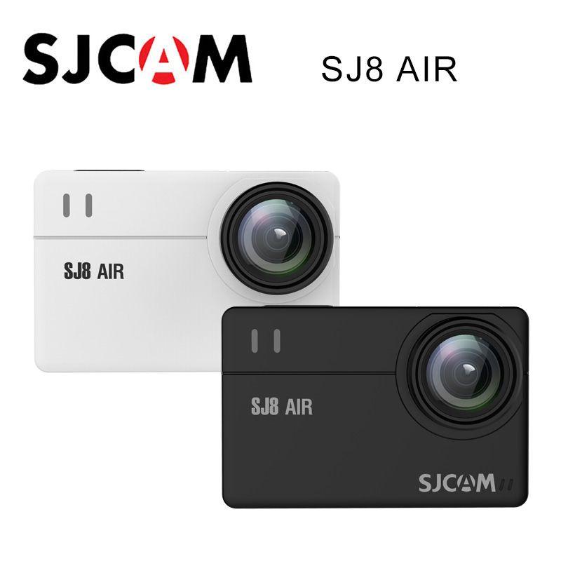 Original SJCAM SJ8 Air Sports Action Camera 1296P 30fps WiFi Waterproof Novatek NT96658 Sport DV