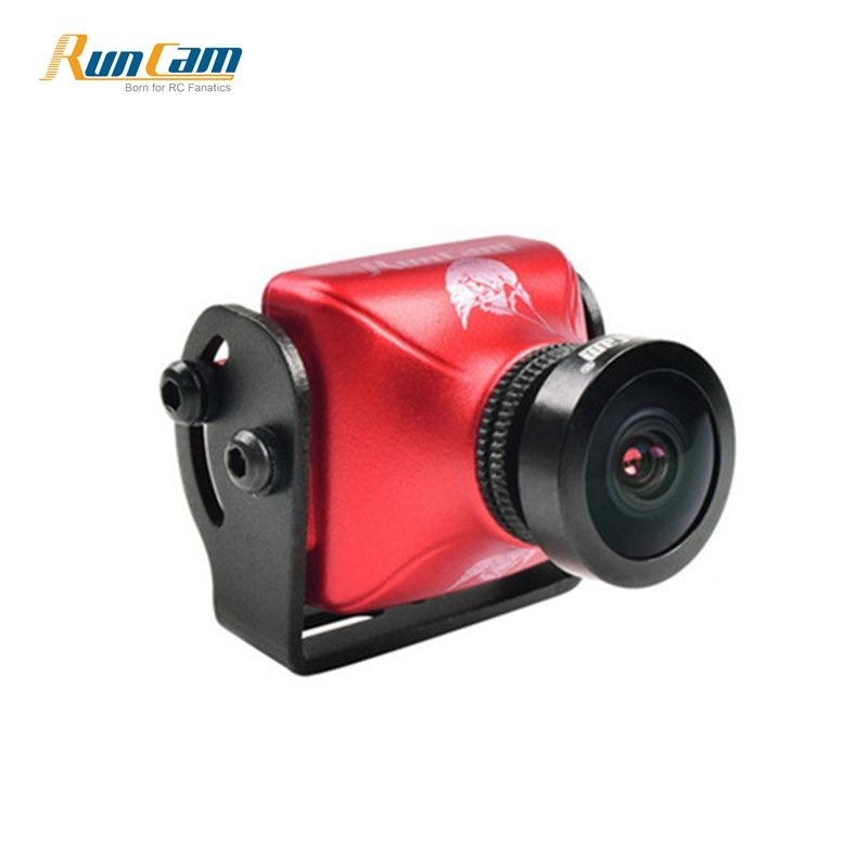 In Stock RunCam Eagle 2 800TVL CMOS 2.1mm / 2.5mm 4:3 / 16:9 NTSC / PAL Switchable Super WDR FPV Action Camera Cam Low Latency