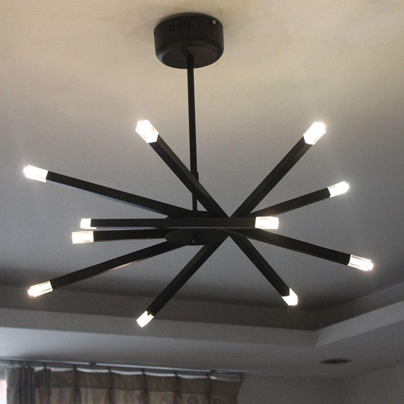 Moderne Kronleuchter Lampe, Anhänger Hängen Multi Arm Zweig Lichter für Home Decke Büro Wohnzimmer Shop Dekoration leuchte