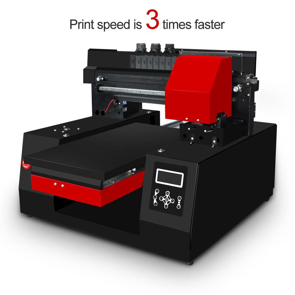 Neue Schnelle Geschwindigkeit 3060 UV Drucker mit einzelnen druckkopf Für Epson DX9 Druckkopf für telefon fall/Leder/TPU /ABS/Karte/Borad etc