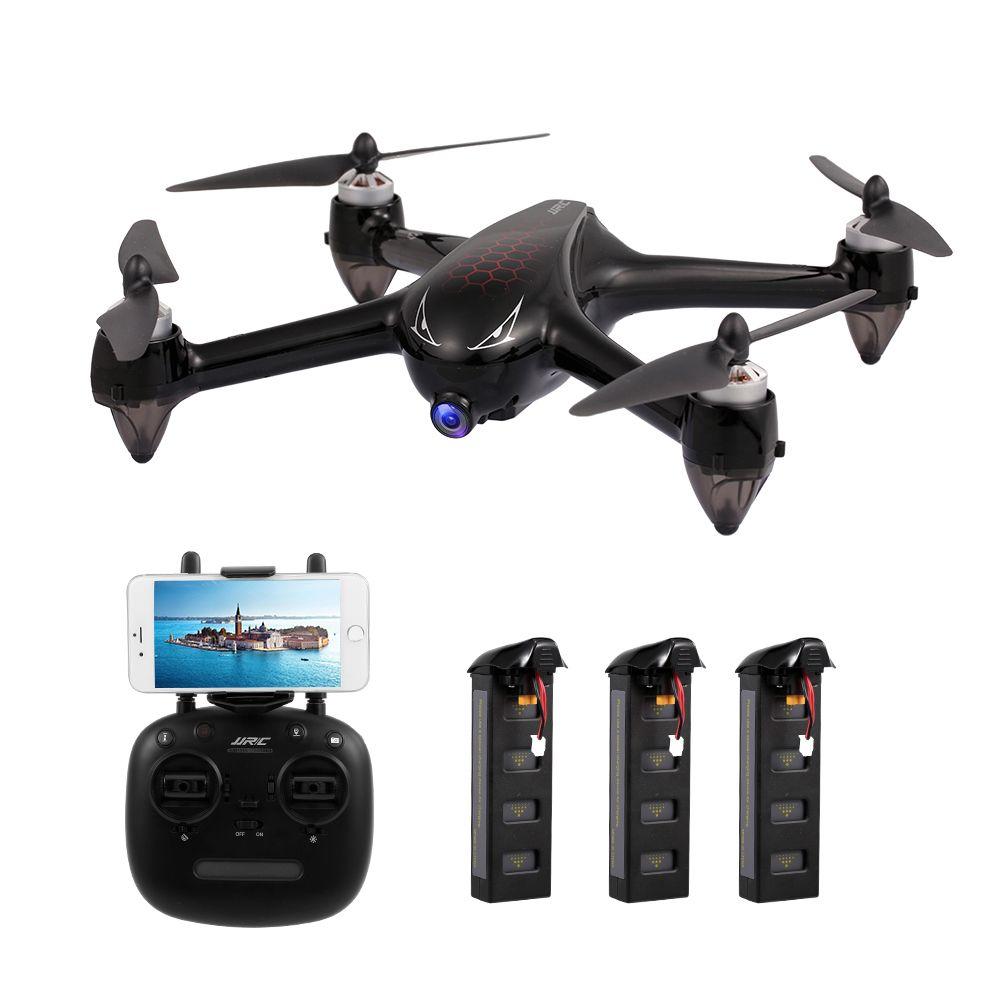 JJRC JJPRO X8 GPS Drone mit FPV 1080p HD Kamera 5G WIFI Professionelle Quadrocopter Weitwinkel Lange Palette folgen Mich RC Quadcopter