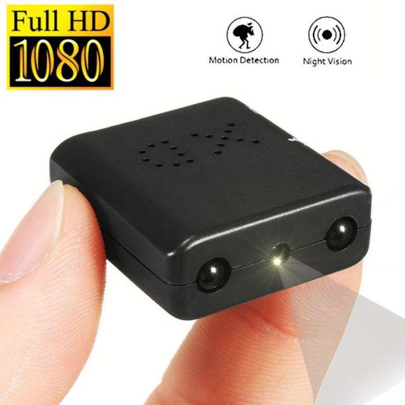 XD IR-CUT Mini caméra plus petit 1080 P Full HD caméscope infrarouge Vision nocturne Micro caméra de détection de mouvement DV caméra de sécurité