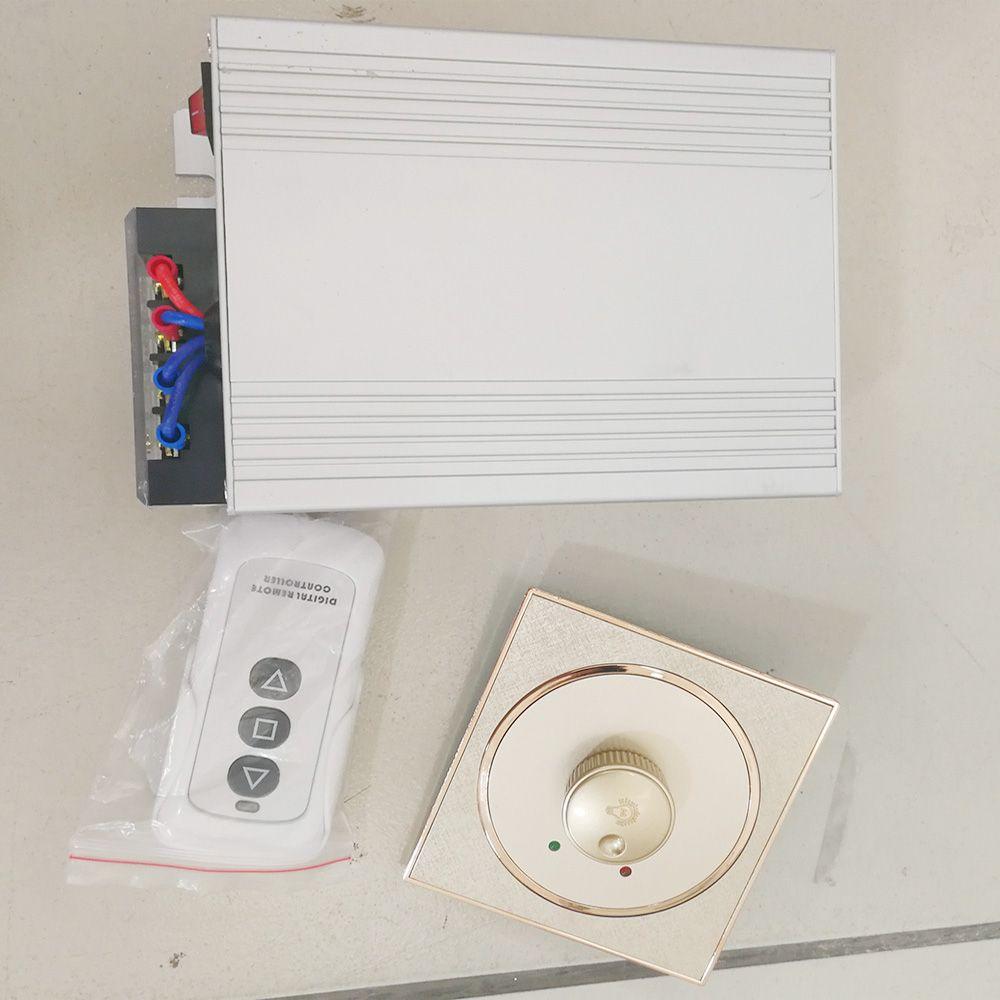 Smart Film Power supply Remote/Knob Switch Dimmer control
