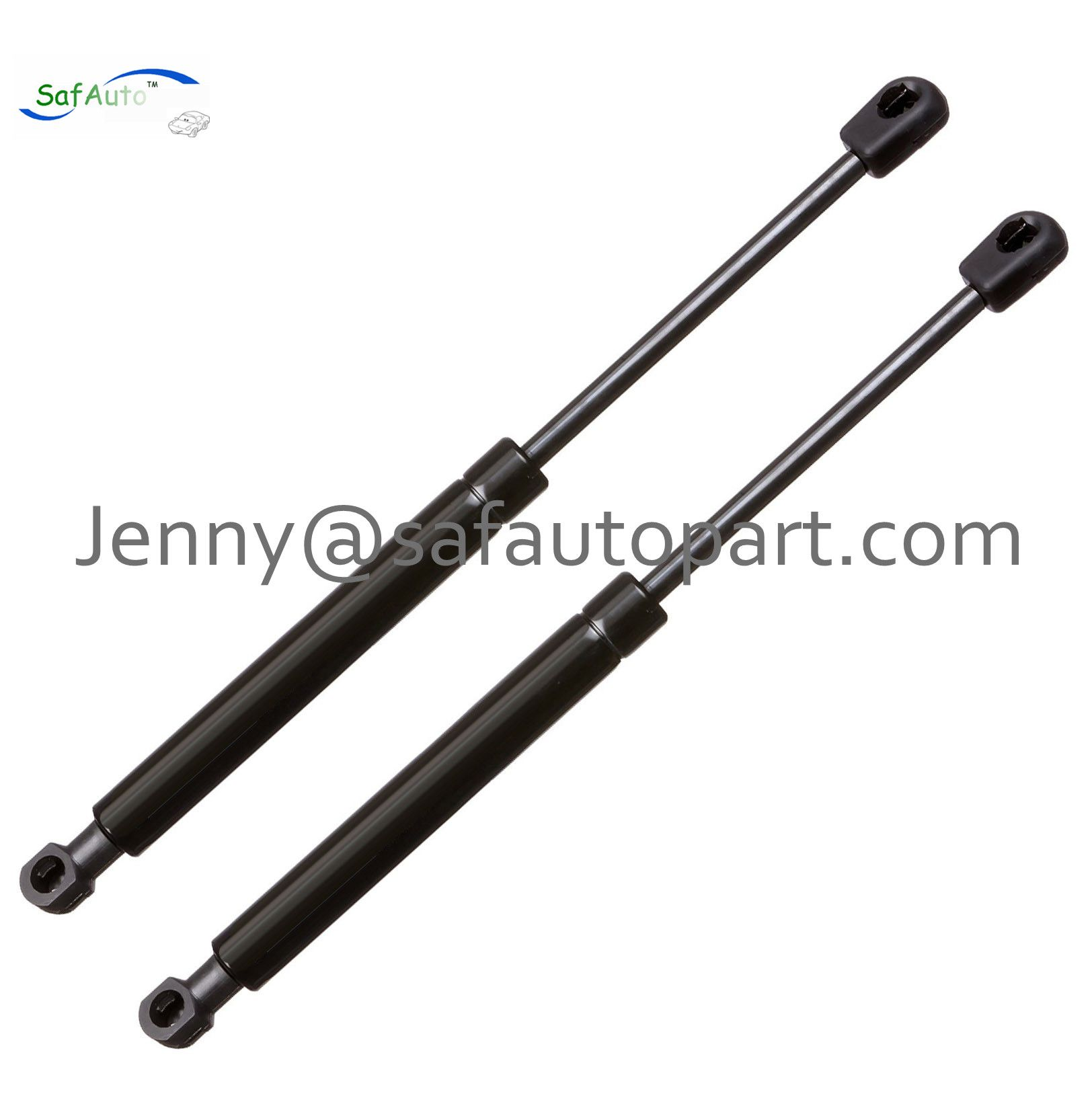 2pcs Front Hood Gas Charged Lift Support Sturt Shocks Spring Dampers for BMW X3 E83 2004-2010 51233400352