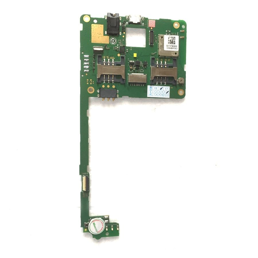 In Stock NEW Working 8GB ROM Board For Lenovo A536 Motherboard Smartphone Repair Replacement