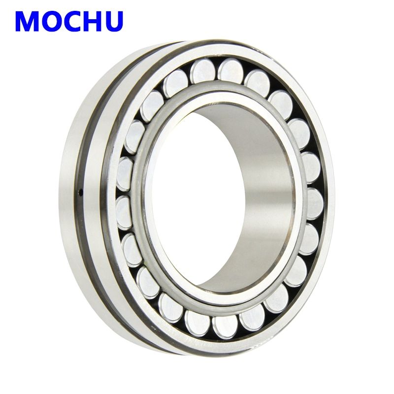 1pcs MOCHU 22214 22214E 22214 E C3 W33 70x125x31 Double Row Spherical Roller Bearings Self-aligning Cylindrical Bore