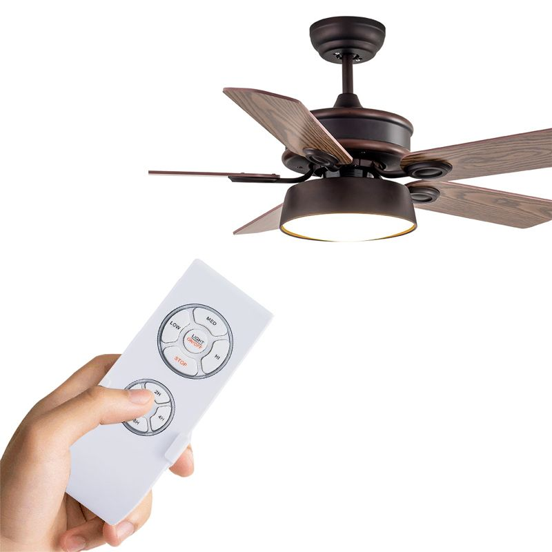 ANYSANE remote control switch Multi functional fan control Support timing schedule Wireless Ceiling Fan Lamp Remote controller