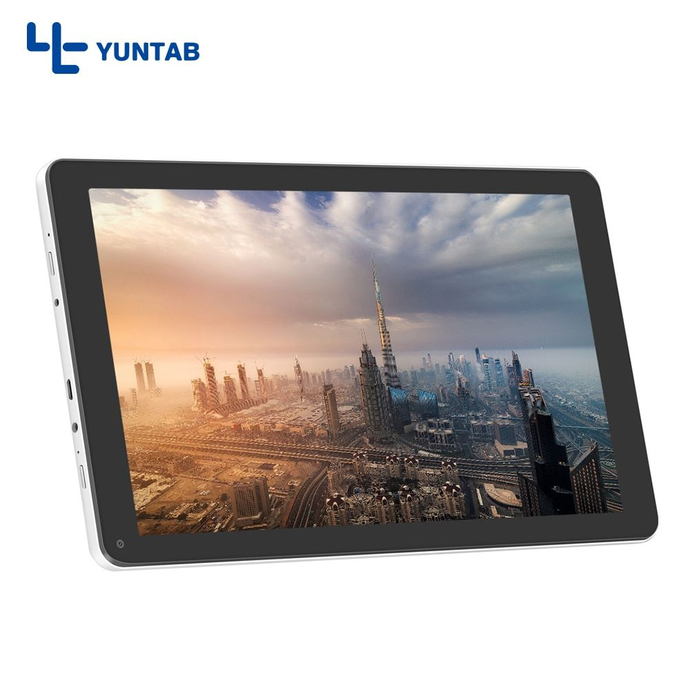 YUNTAB 2 colors 10.1 Inch D102 Android 4.2 Tablet PC Quad Core with Dual Camera 5500mAh Battery