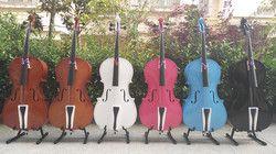 Warnawarni anak cahaya putih hitam naik cello cello violoncellists 2/4 1/4 1/8