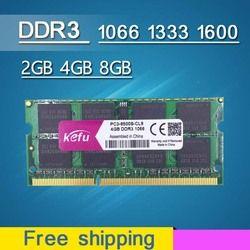 Dijual Ram DDR3 4 GB 8 GB 2 GB 1066 1333 1600 1066 MHz 1333 MHz 1600 MHz DDR3L DDR3 4 GB 8 GB SODIMM SDRAM Memori Memoria Laptop Notebook