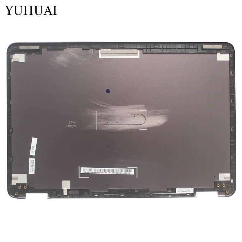 Laptop LCD Back Cover for ASUS UX360 Series UX360CA UX360UA 13NB0BA1AP0501 A shell Silver/Gray