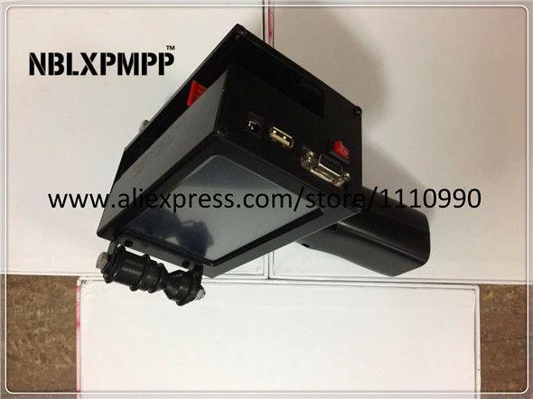 NBLXPMPP Luoxin Gruppe Niedrigsten Fabrik Preis Höchste Qualität Hand Automatische codierung maschine tintenstrahldrucker karton kunststoff metall
