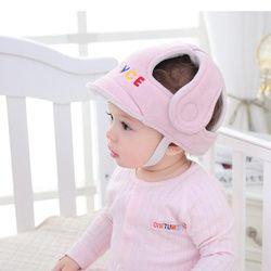 Bebé cabeza protección casco anti-colisión de seguridad Cascos DE SEGURIDAD deporte juego protector algodón 20%