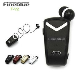 FINEBLUE Hands Free Handsfree Auriculares Mini Bluetooth Headset Earphone For Your In Ear Phone Buds Cordless Wireless Headphone