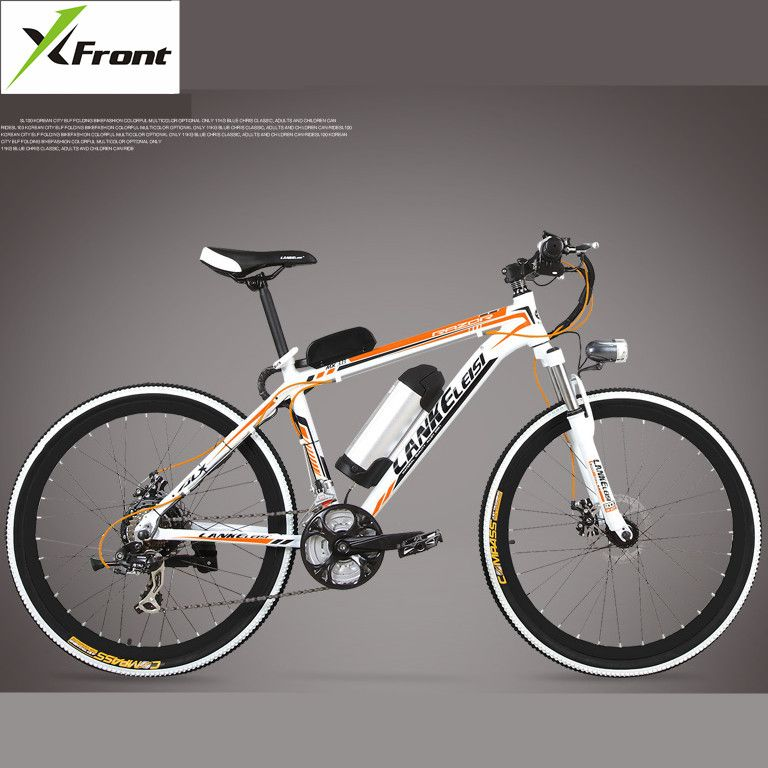 New Aluminum 36/48V 240W Lithium Battery Electric Bike 21 Speed Electric Bicycle Mountain downhill Road Cycling ebike