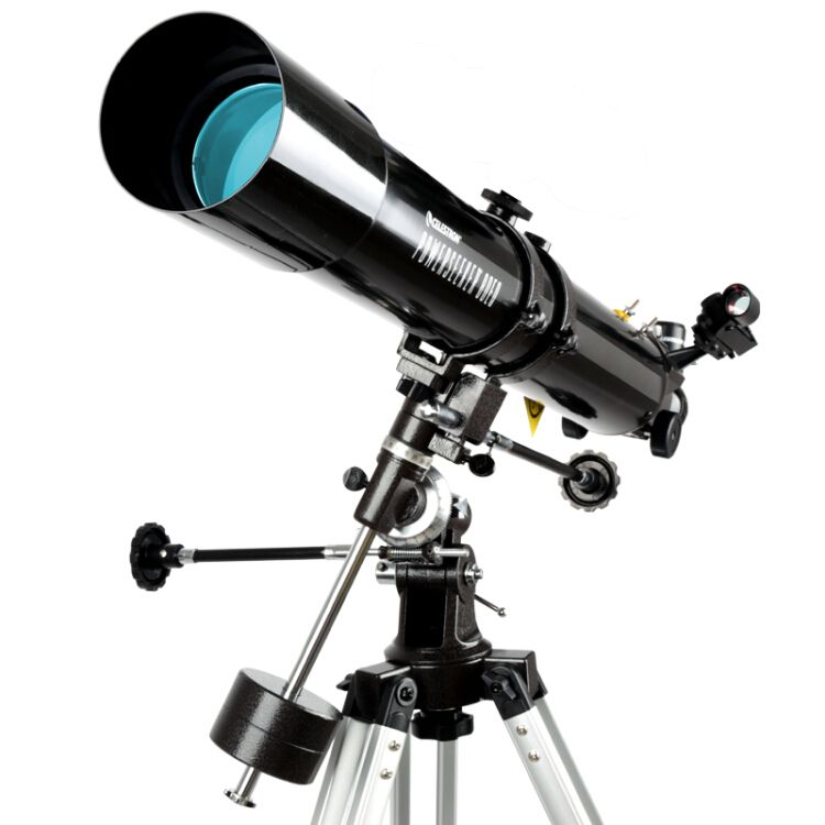 CELESTRON 80EQ Astronomical Refractive Telescope