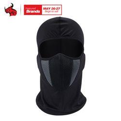HEROBIKER Balaclava máscara de la motocicleta al aire libre Motor casco Bandana esquí deporte cuello máscara completa a prueba de viento a prueba de polvo