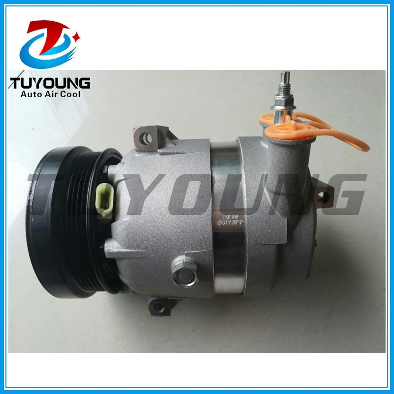 High quality auto air conditioner compressor V5 for Chevrolet Aveo 730057 715559