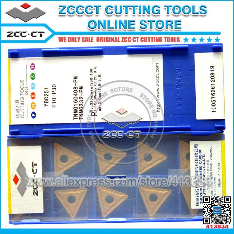 Freies Verschiffen ZCC. CT einsätze cnc metalldrehwerkzeugeinsatz und fräsen tablet 1 paket für metallschnitt
