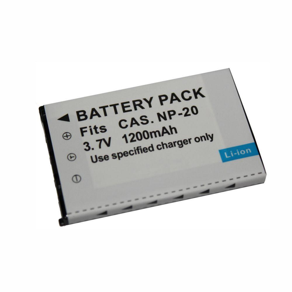 3.7 V 1200 mAh Rechargeable Caméra Batterie pour Casio Exilim EX-Z3 EX-Z4 EX-Z5 EX-Z6 EX-Z7 EX-Z8 EX-Z11 EX-Z60 EX-Z65 EX-Z70