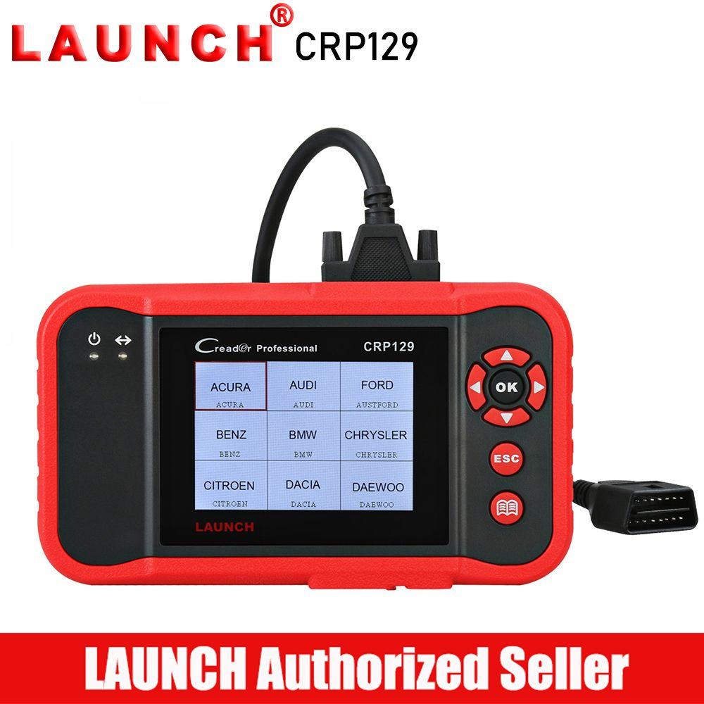 STARTEN CRP129 OBD2 Scanner Auto Diagnose Werkzeug Motor Autoscanner Diagnose Übertragung ABS Airbag EPB SAS Öl Reset CRP 129