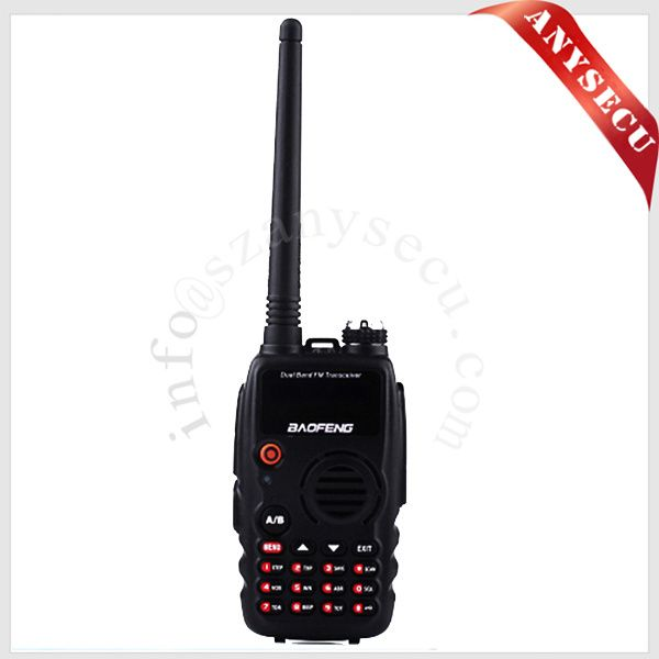Baofeng BF-A52 VHF UHF Dual Band Handy Walkie Talkie A52 CB Portable Two Way Radio ComunicadorSets with Earphone