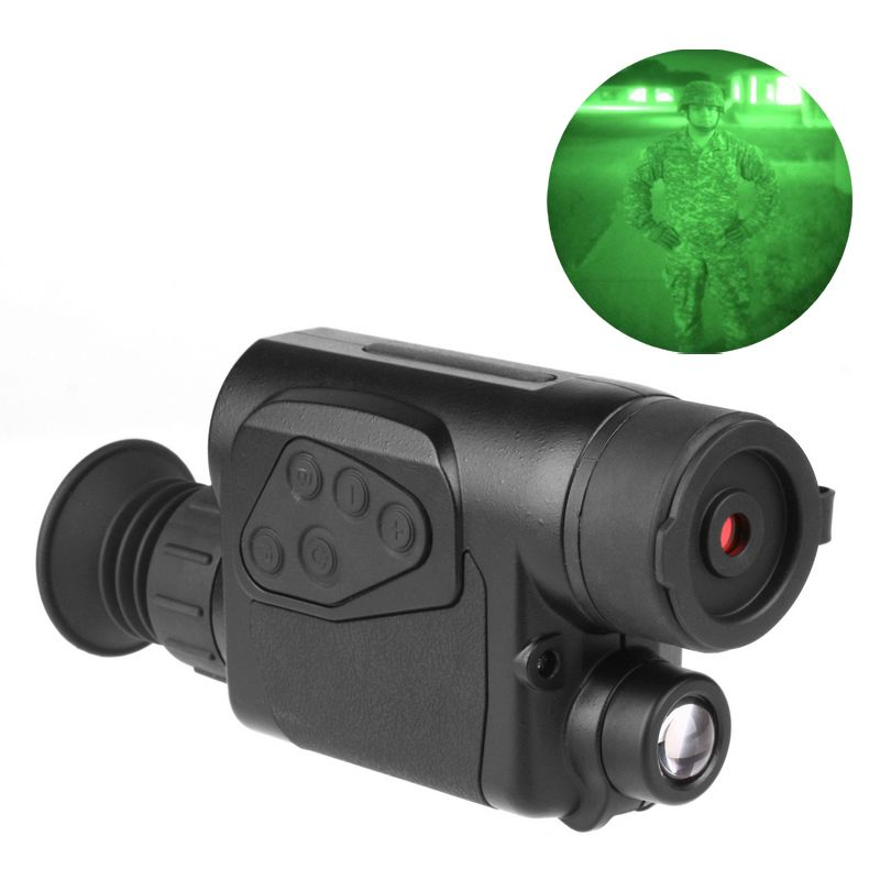 day and night 32mm Infrared night vision monocular visor nocturno caza luneta visao noturna monocular vision nocturna NV001