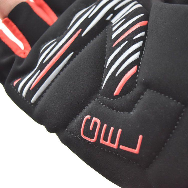 STE Frauen Half Finger Radfahren Handschuhe Atmungsaktive Sommer Fahrrad Handschuhe mit Gel Kurze Finger MTB Handschuhe