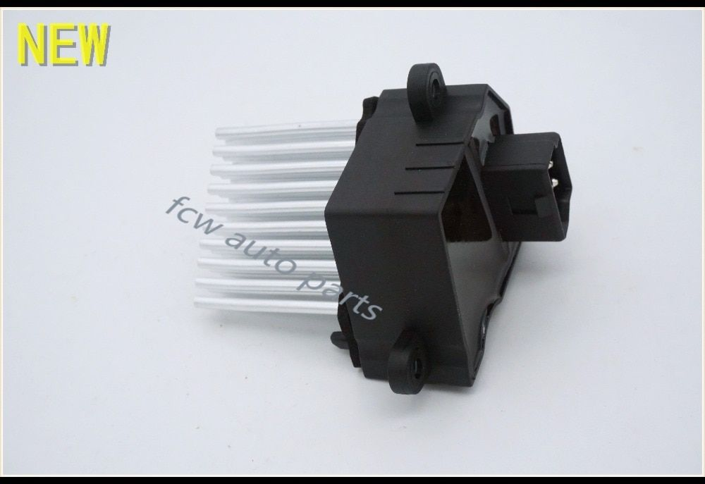 Heater Blower Fan Motor FINAL STAGE Resistor For BMW E46 E39 E83 E53 X5 X3 M5 3/5 Series 64116923204