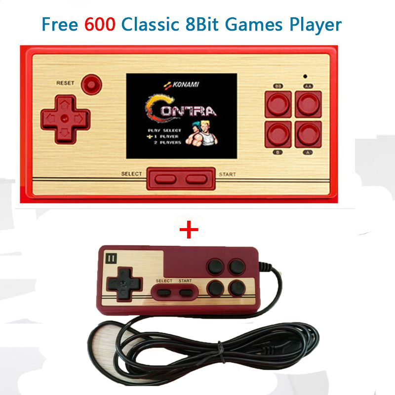 CoolBaby RS-20 Classic Retro Game Console Handheld Portable 2.6