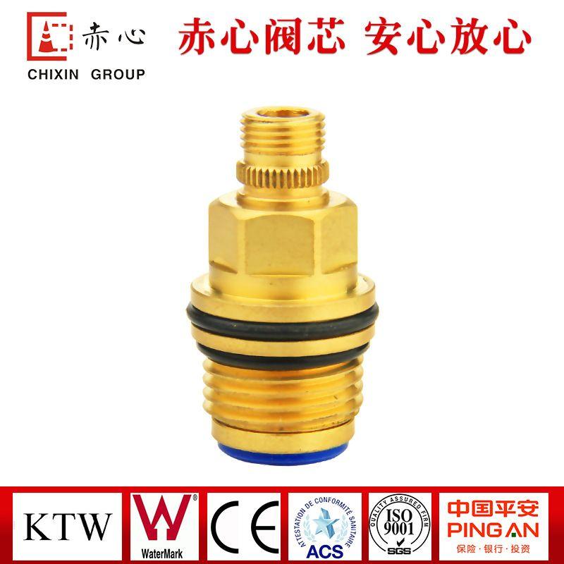 Manufacturers custom M22 * 1.5SCS faucet spool ordinary copper faucet accessories spool wholesale
