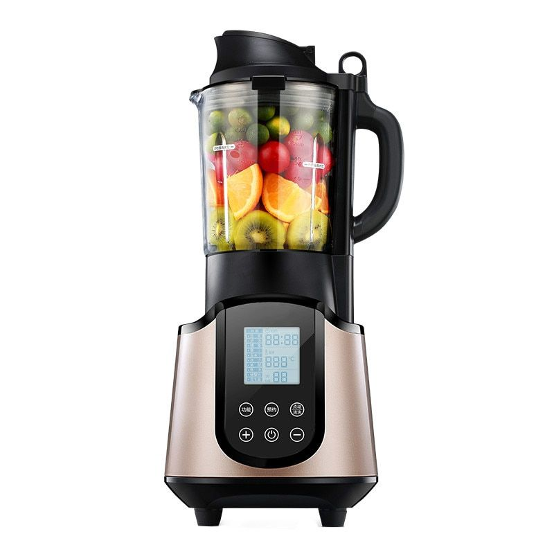 Blenders The broken wall food machine heating double - cup intelligent multifunctional household automatic glass baby assisted d