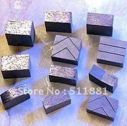Segmen Berlian | Saw Blade NCCTEC | Teeths Batu Beton Marble Cutting | 24*7.0*12mm